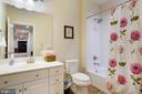 5th Full Bath-Lower Level - 17243 MISS PACKARD CT, DUMFRIES