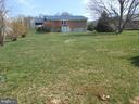 Backyard of house - 26 MAPLE AVE, SMITHSBURG