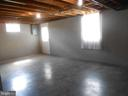 LARGE windows & walk out access in basement - 26 MAPLE AVE, SMITHSBURG