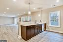 Separate dishwasher perfect for entertaining - 9524 LEEMAY ST, VIENNA