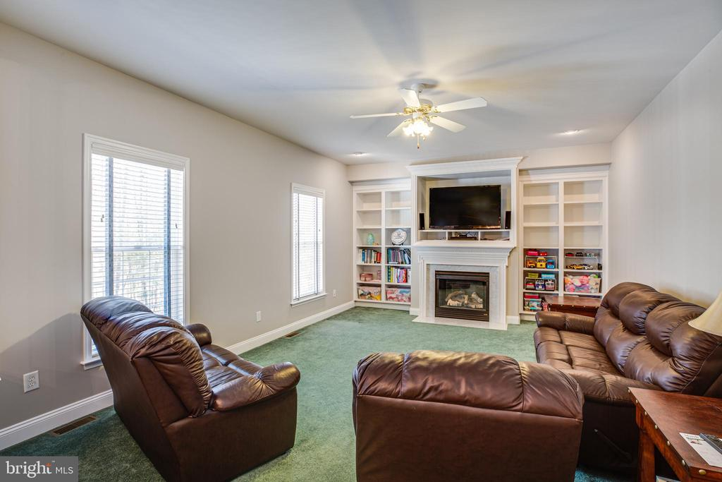 Family Room - 94 BROOKESMILL LN, STAFFORD