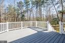 Deck - 94 BROOKESMILL LN, STAFFORD