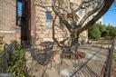Exterior building Sitting Area - 1740 18TH ST NW #201, WASHINGTON