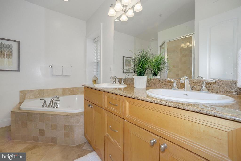 Master Bathroom - 1740 18TH ST NW #201, WASHINGTON