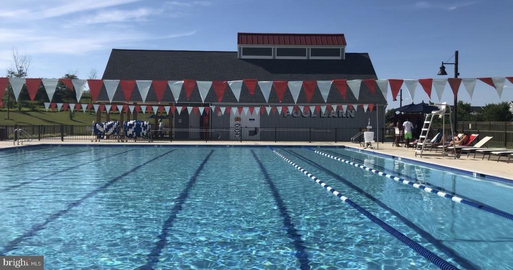 The big pool... - 17353 REDSHANK RD, DUMFRIES
