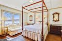 Wonderful floor plan includes  main lvl primary BR - 3903 BELLE RIVE TER, ALEXANDRIA
