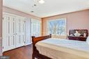 Two large closets in 4th bedroom - 3903 BELLE RIVE TER, ALEXANDRIA