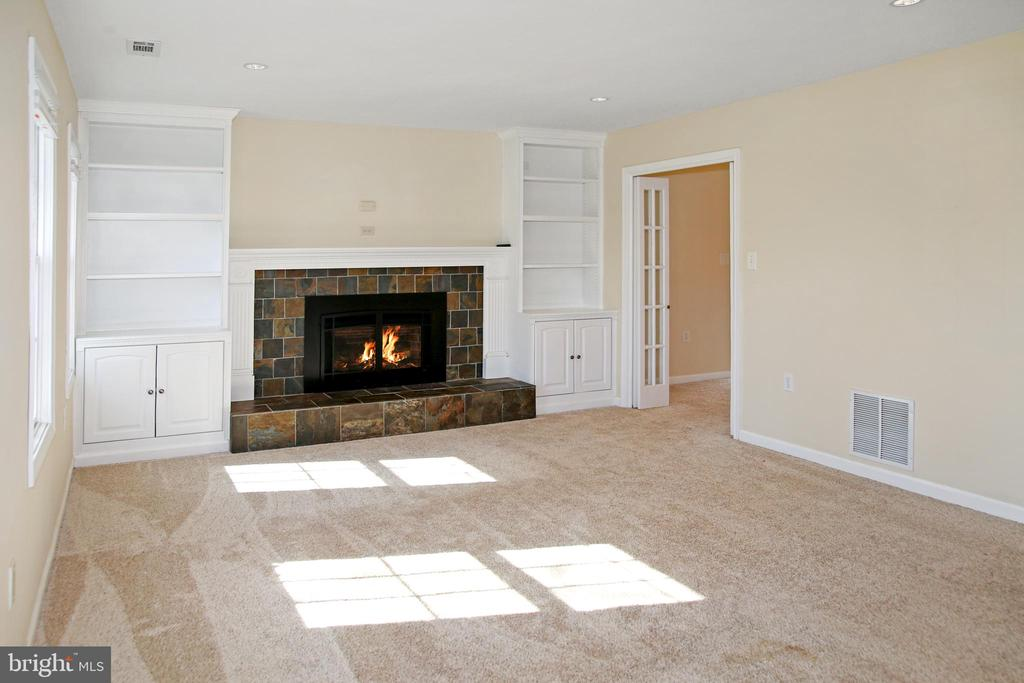 Lower Level-Family Room - 8002 LAKE PLEASANT DR, SPRINGFIELD