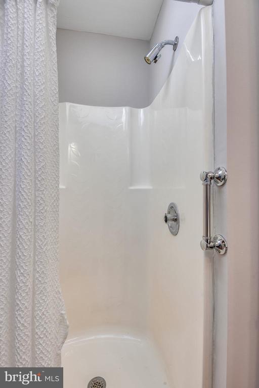 Main  Level Bath/Shower - 4206 MOUNT VERNON MEMORIAL HIGHWAY, ALEXANDRIA