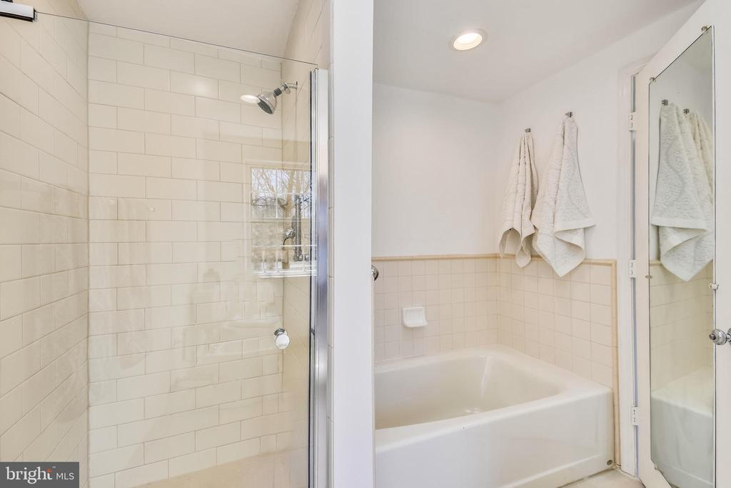 Primary Bath/Shower - 4206 MOUNT VERNON MEMORIAL HIGHWAY, ALEXANDRIA