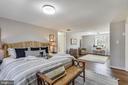 Primary Bedroom - 4206 MOUNT VERNON MEMORIAL HIGHWAY, ALEXANDRIA