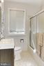 Hall Bathroom - 6802 GLENMONT ST, FALLS CHURCH