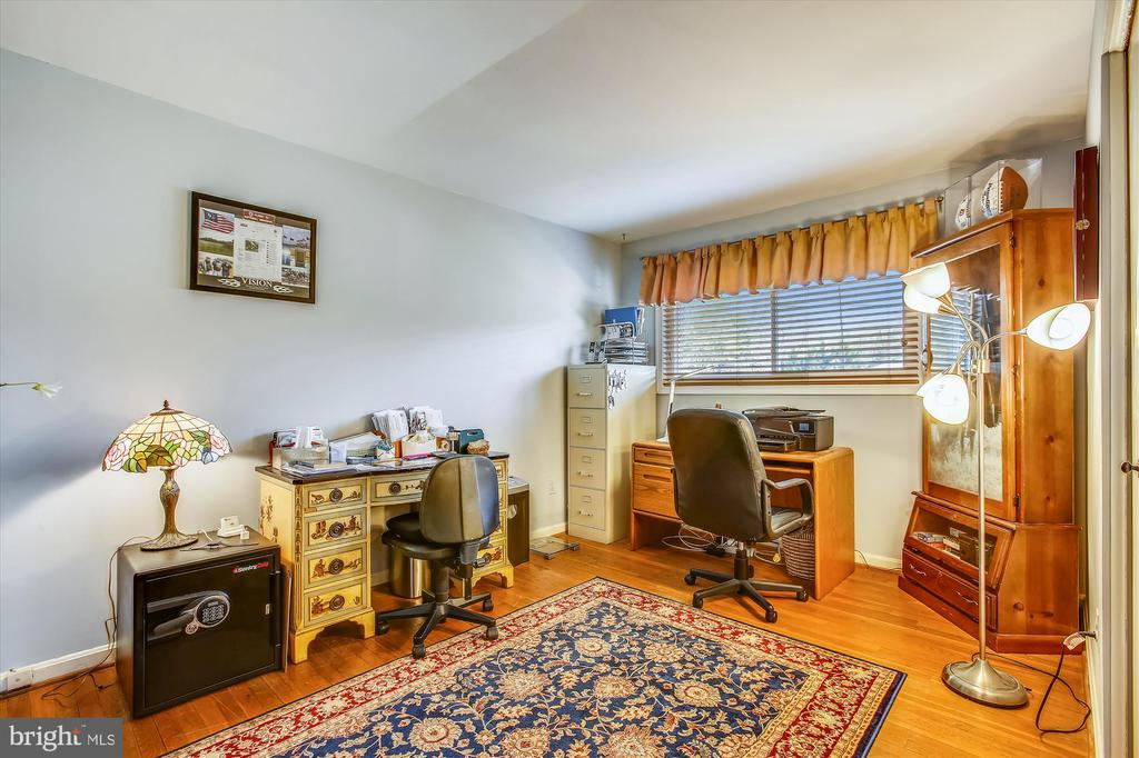 Second Bedroom/Office - 3606 COLONY RD, FAIRFAX