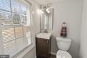 Half Bath on Main Level - 4926 ELMER DERR RD, FREDERICK