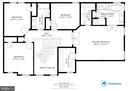 Upper level floor plan - 113 MAROON CT, FREDERICK