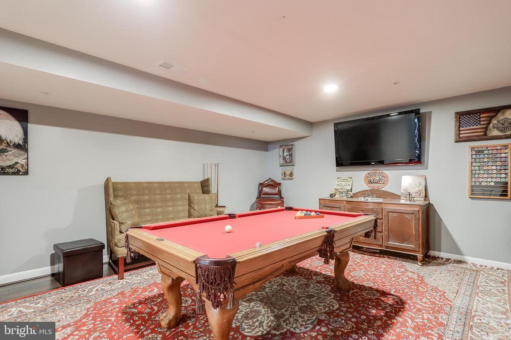 Additional basement room - 113 MAROON CT, FREDERICK