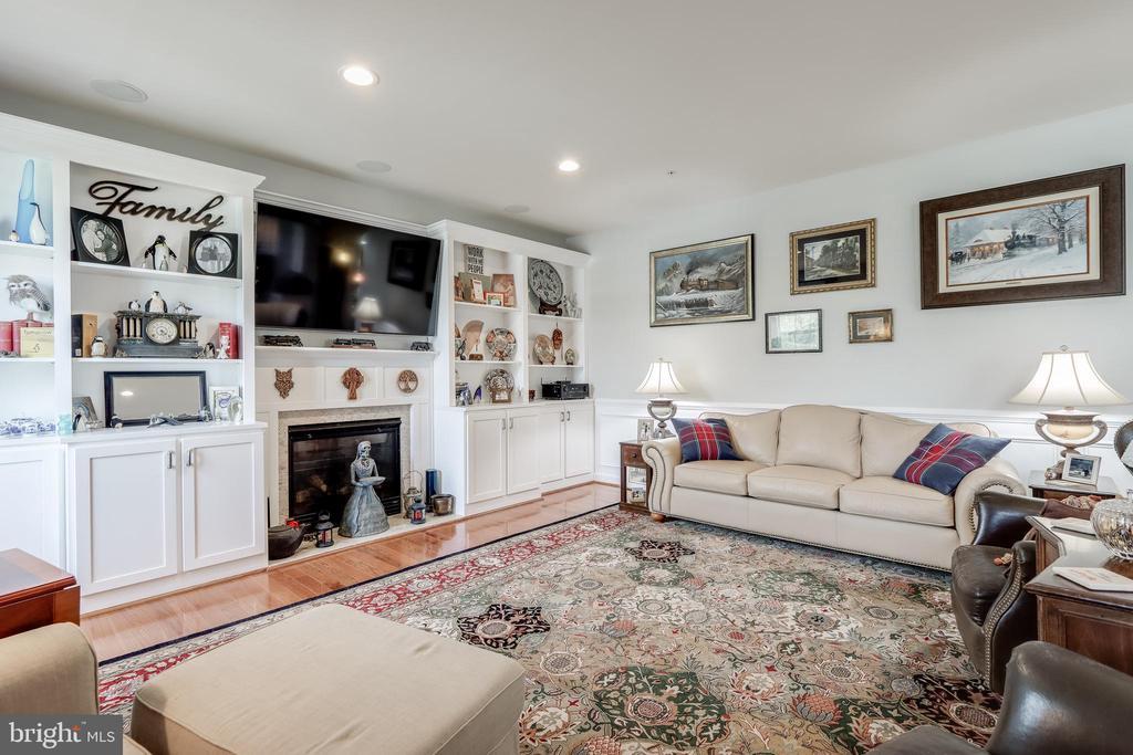 Family room - 113 MAROON CT, FREDERICK