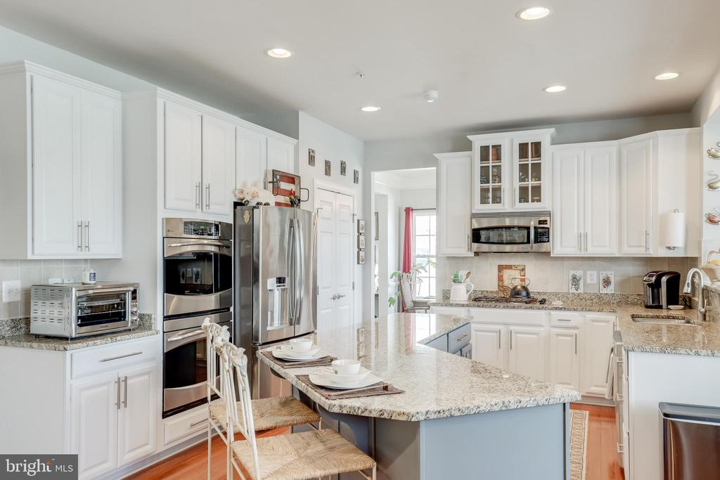 Chef's will love this kitchen - 113 MAROON CT, FREDERICK
