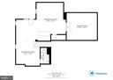 Basement floor plan - 113 MAROON CT, FREDERICK