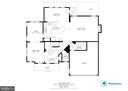 Main level floor plan - 113 MAROON CT, FREDERICK