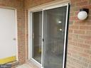 Balcony.2 - HVAC/Utility Closet - 14905 RYDELL RD #204, CENTREVILLE