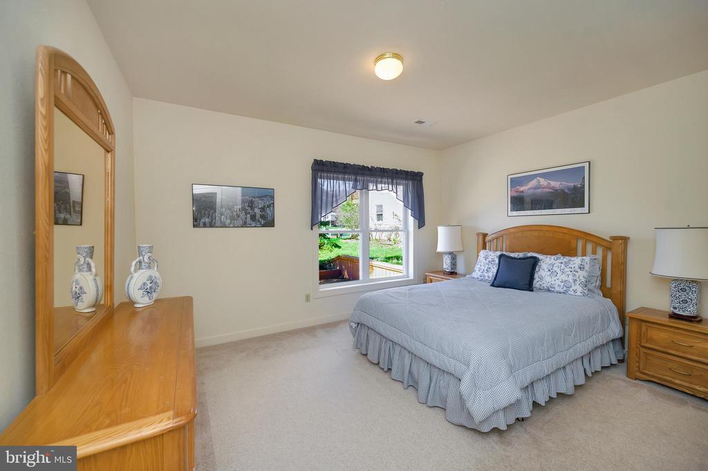 Bedroom #4 lower level - 112 WOODLAWN TRL, LOCUST GROVE
