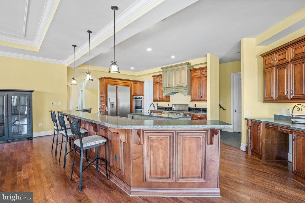 Recessed Lighting and Pendant Lights - 11170 GEORGES MILL RD, LOVETTSVILLE