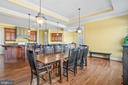 Prepare Dinner While Talking to Your Family - 11170 GEORGES MILL RD, LOVETTSVILLE