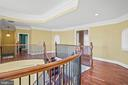 Hardwood Floors Throughout Main and Second Levels - 11170 GEORGES MILL RD, LOVETTSVILLE
