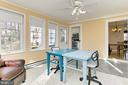 Great light and airy space - 1201 SEATON LN, FALLS CHURCH
