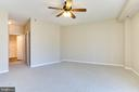 Owners bedroom - 3100 N LEISURE WORLD BLVD #203, SILVER SPRING