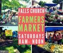 Nearby! Falls Church City Farmer's Market - 1201 SEATON LN, FALLS CHURCH