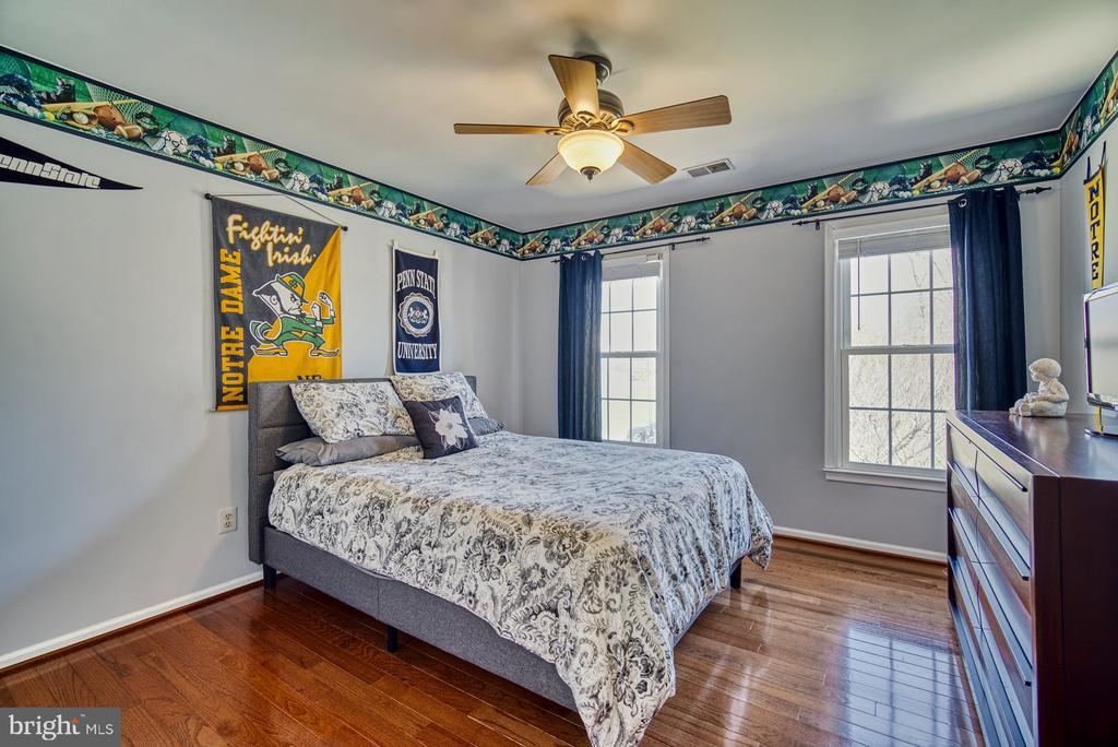 3rd Bedroom - 5523 ASHLEIGH RD, FAIRFAX