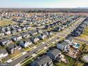 overhead street view - 1015 AKAN ST SE, LEESBURG