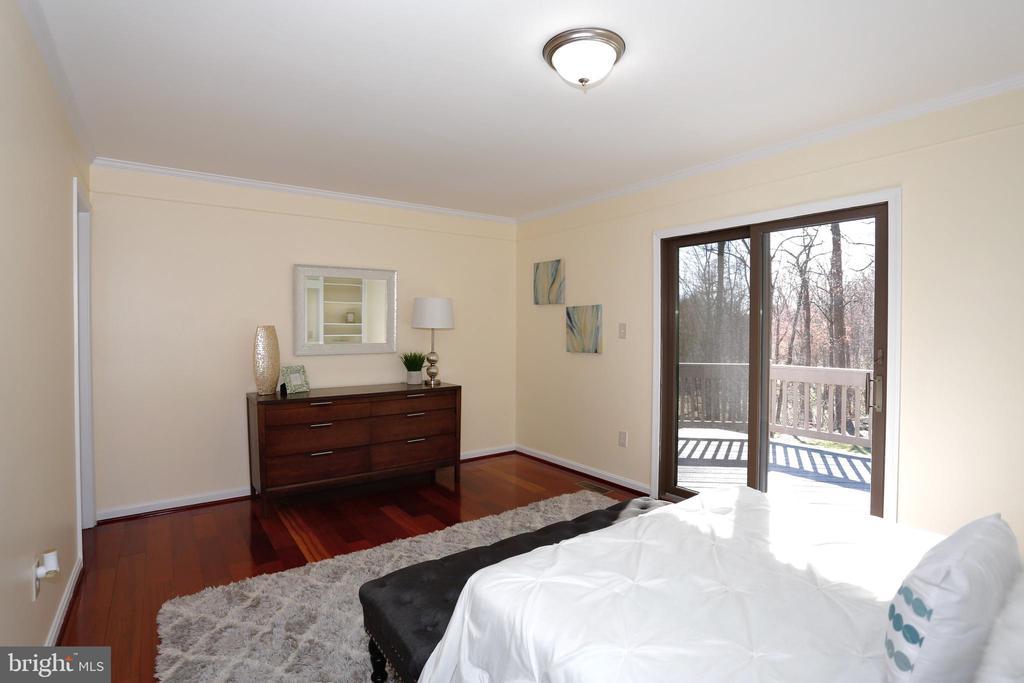 Mater bedroom - 14908 TALKING ROCK CT, NORTH POTOMAC