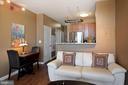Living area - 1111 25TH ST NW #918, WASHINGTON