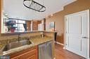 Gourmet kitchen - 1111 25TH ST NW #918, WASHINGTON