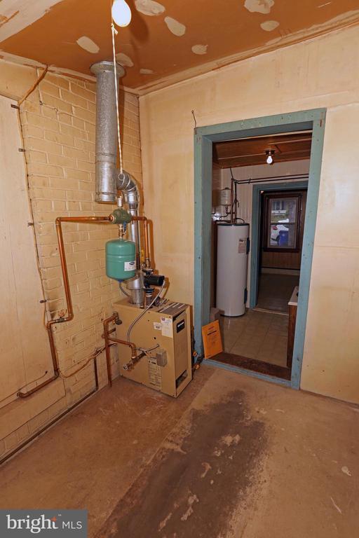 Storage Room / Mechanical Room - 818 N MARKET ST, FREDERICK