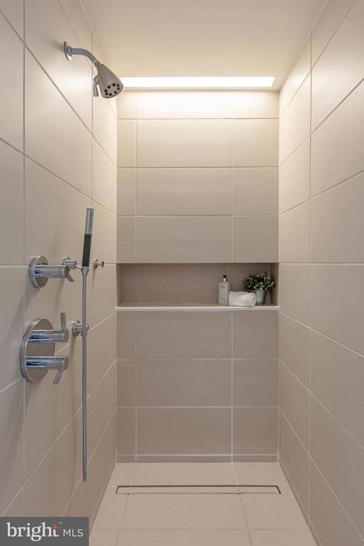Walk in Shower - 920 I ST NW #510, WASHINGTON
