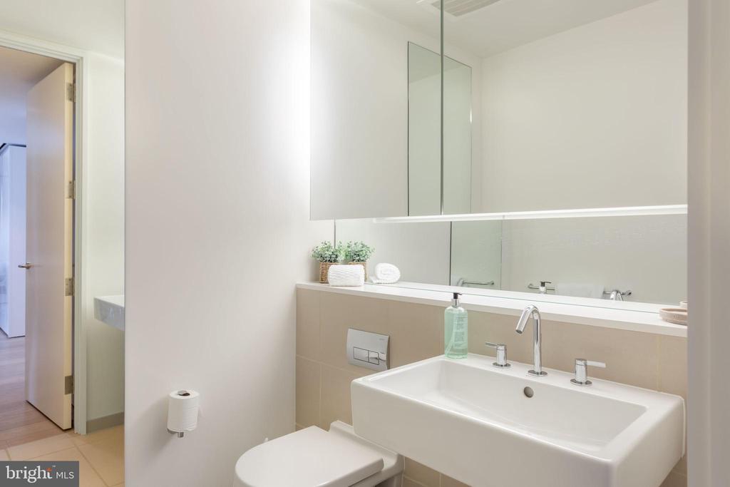 Second Bathroom - 920 I ST NW #510, WASHINGTON
