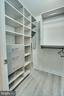 Walk in Organized Closet for Bedroom 4 - 11811 GREAT OWL CIR, RESTON