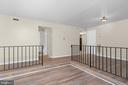 Sunken Living room - 6350 FENESTRA CT #129A, BURKE
