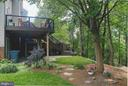Nature-lover's paradise - 5731 MASON BLUFF DR, BURKE