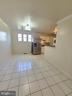 Dining room with ceramic tile floor - 14352 SAGUARO PL, CENTREVILLE