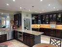 Gourmet kitchen - 2305 KENOSHA PL, SILVER SPRING