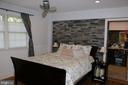 Master bedroom - 8703 SUDBURY PL, ALEXANDRIA