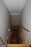 Stairs to recreation room - 8703 SUDBURY PL, ALEXANDRIA