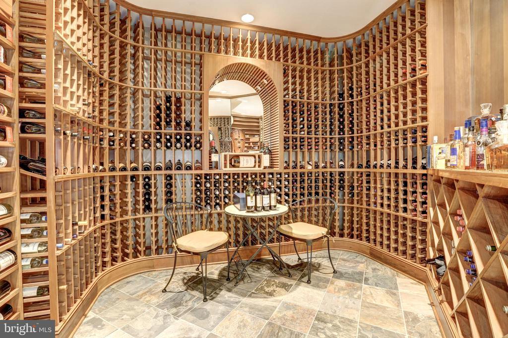 Wine Cellar - 658 LIVE OAK DR, MCLEAN