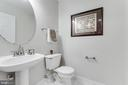 Powder Room - 9696 ANJOU CT, MANASSAS