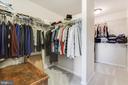 Walk-in Closet - 9696 ANJOU CT, MANASSAS